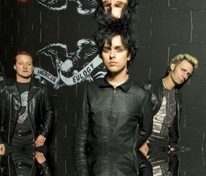 Green Day Dublin Concert