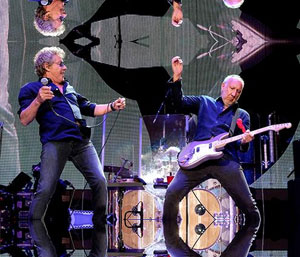 The Who Atlanta Concert